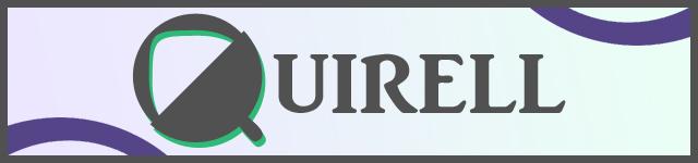Quirell logo.