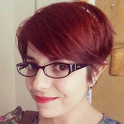 Photo of Carli Velocci.