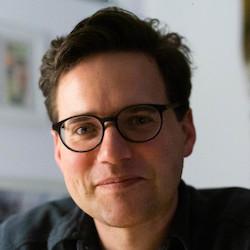Photo of Nathan Schneider.